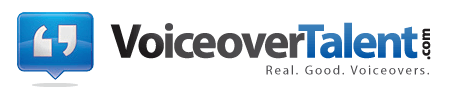 Voiceovertalent Real Good Voiceovers Branding Logo
